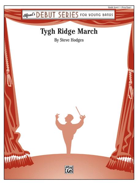 Tygh Ridge March