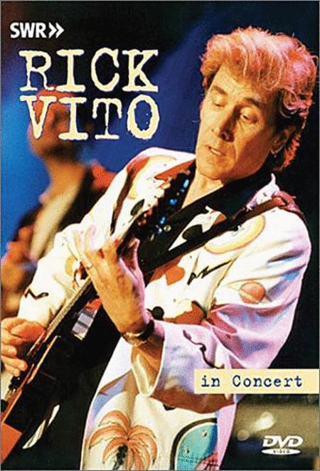 Rick Vito - In Concert