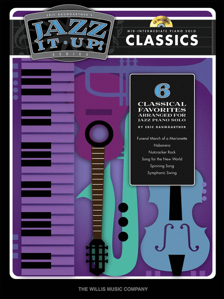 Eric Baumgartner's Jazz It Up! - Classics - Bk/CD