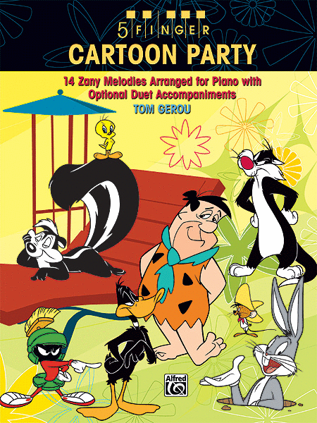 5 Finger Cartoon Party