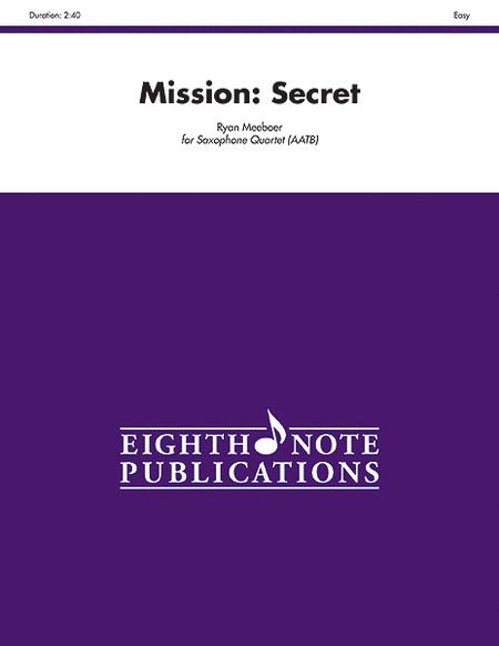 Mission -- Secret