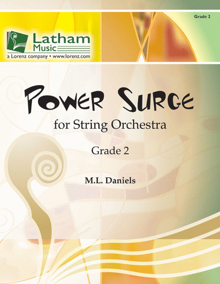 Power Surge for String Orchestra