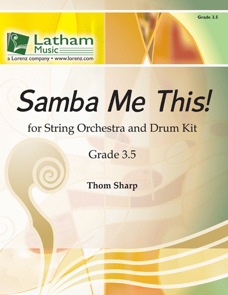 Samba Me This! for String Orchestra