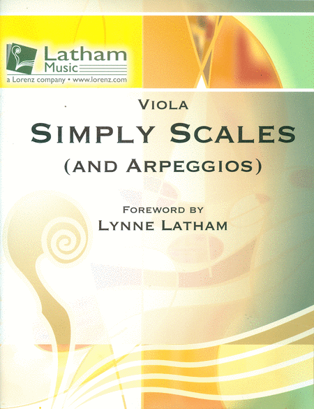 Simply Scales (and Arpeggios) - Viola