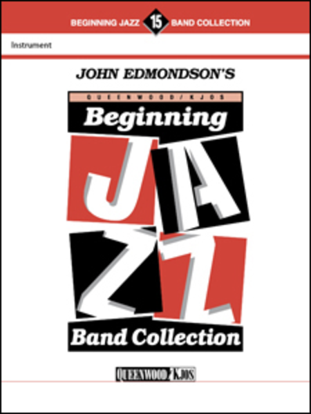 Beginning Jazz Band Collection - Drums
