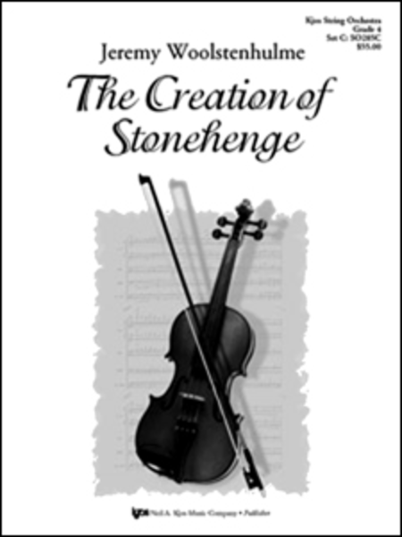 The Creation Of Stonehenge - Score