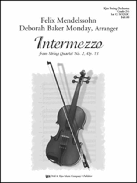 Intermezzo - Score