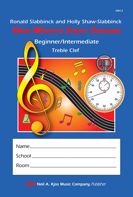 One-Minute Sight Singing - Beginner/Intermediate