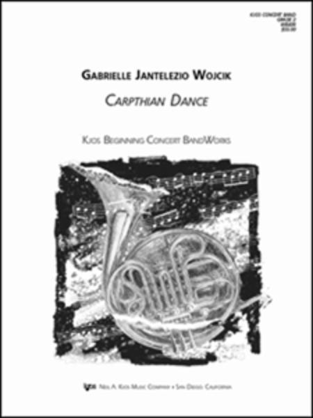 Carpathian Dance - Score