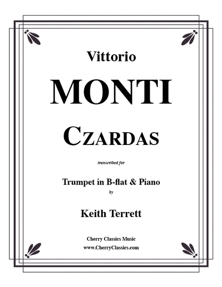 Czardas for Trumpet & Piano