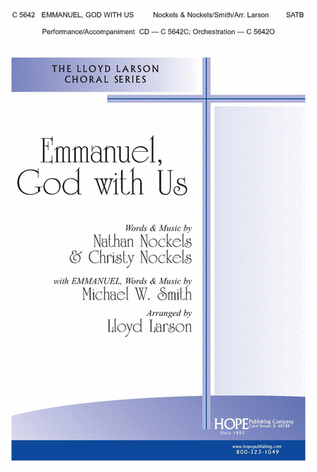 Emmanuel, God With Us (With Emmanuel)
