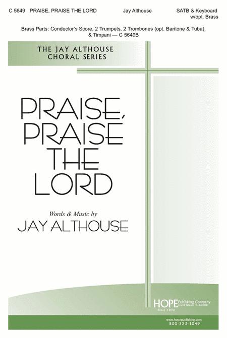 Praise, Praise the Lord