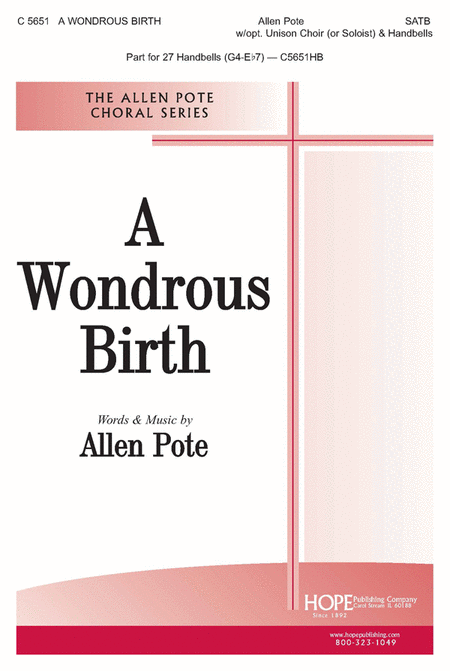 A Wondrous Birth