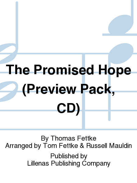 The Promised Hope (Preview Pack, CD)