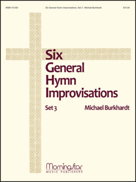 Six General Hymn Improvisations, Set 3