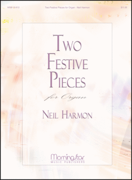 Two Festive Pieces for Organ