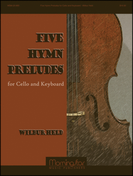 Five Hymn Preludes for Cello and Keyboard