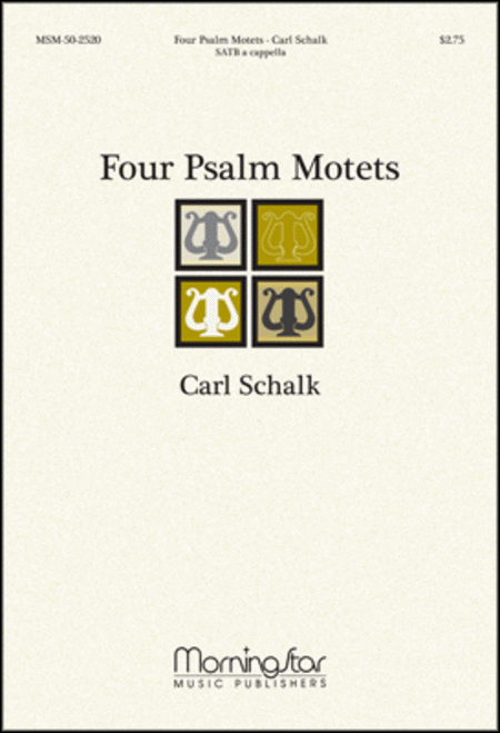 Four Psalm Motets