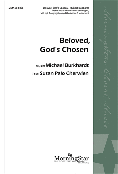 Beloved, God's Chosen (Choral Score)