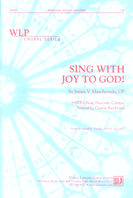 Sing with Joy to God!