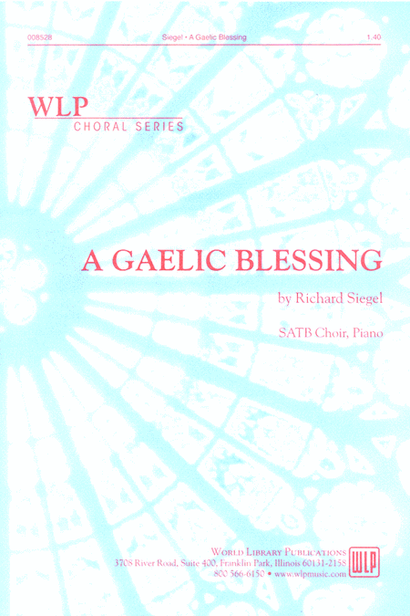 A Gaelic Blessing