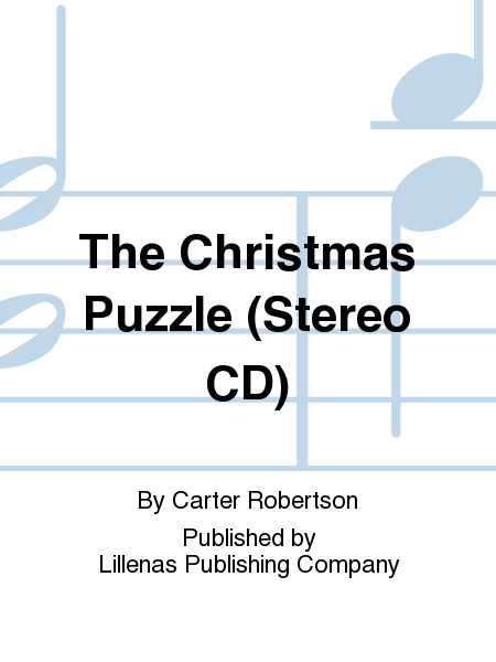 The Christmas Puzzle (Stereo CD)