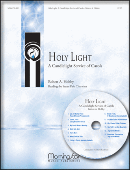 Holy Light A Candlelight Service of Carols (Preview Pack: Score & CD)