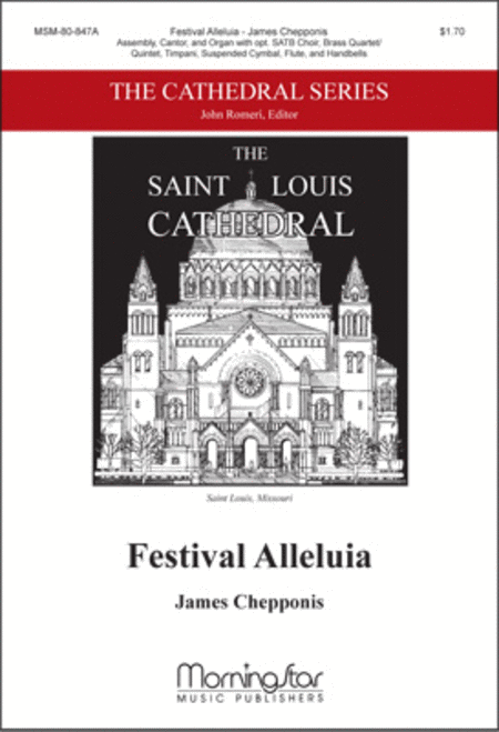 Festival Alleluia (Optional Verses for Easter, Ascension, Pentecost)