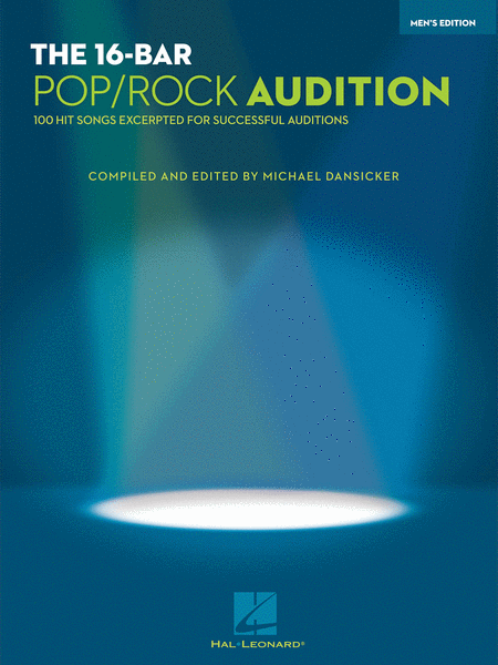 The 16-Bar Pop/Rock Audition