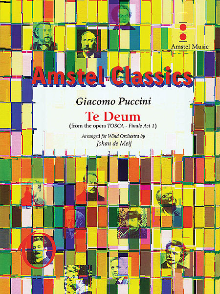 Te Deum (from Tosca - Finale, 1st Act)