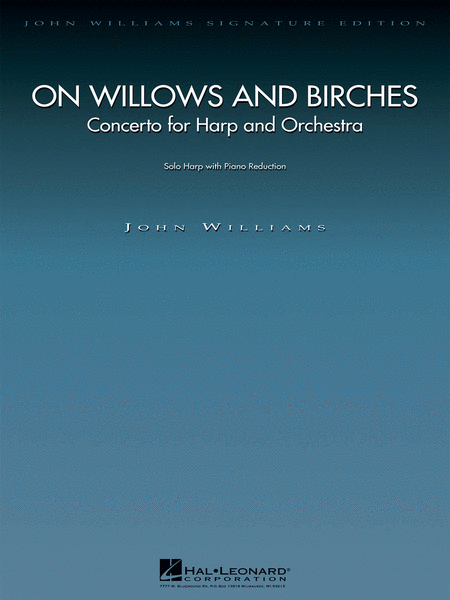 On Willows and Birches: Concerto for Harp and Orchestra