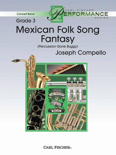 Mexican Folk Song Fantasy