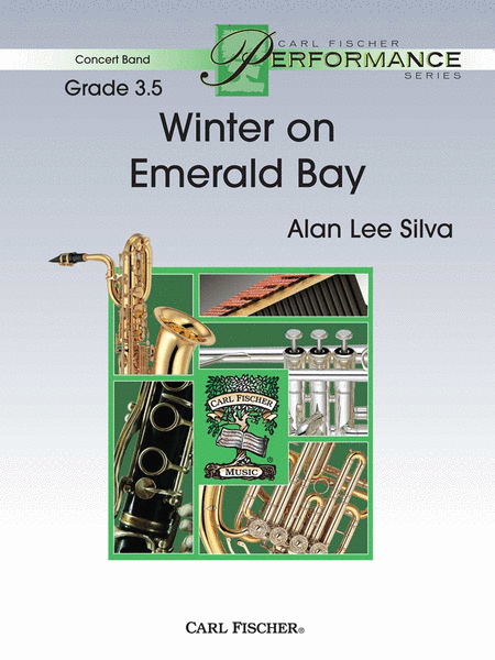 Winter on Emerald Bay