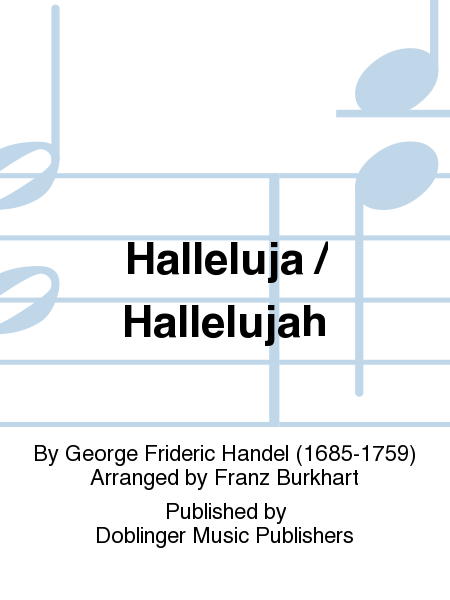 Halleluja / Hallelujah