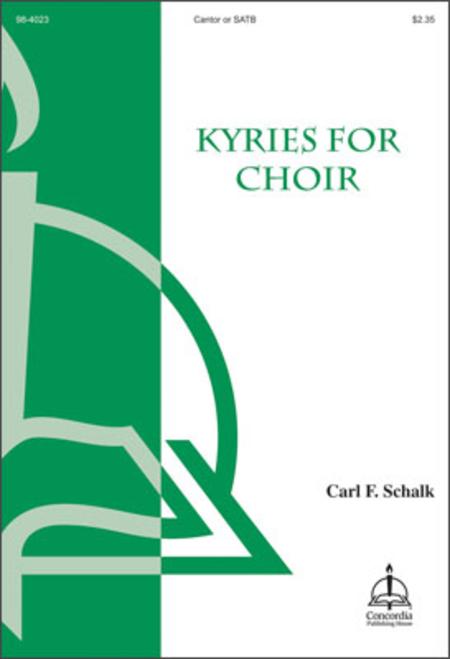 Kyries for Choir