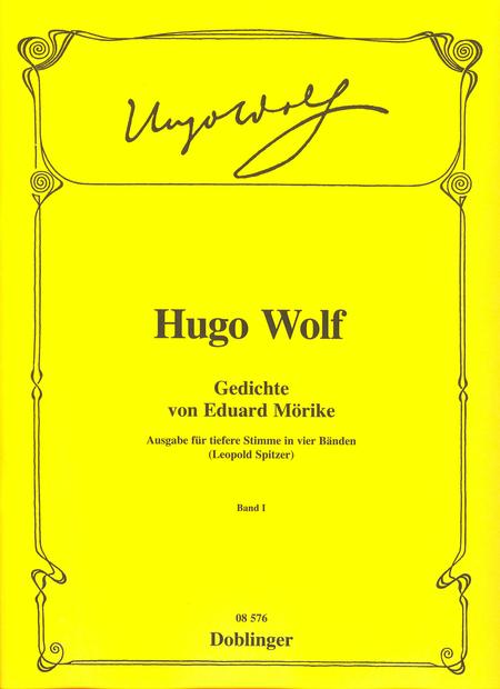 Gedichte von Eduard Morike Band 1