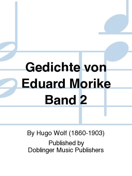 Gedichte von Eduard Morike Band 2