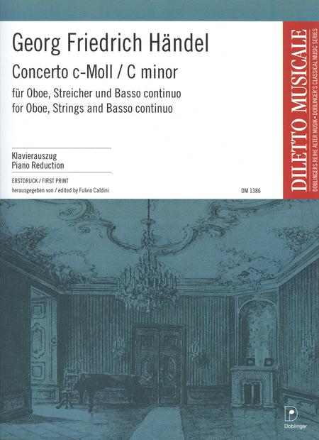 Concerto c-moll a 5