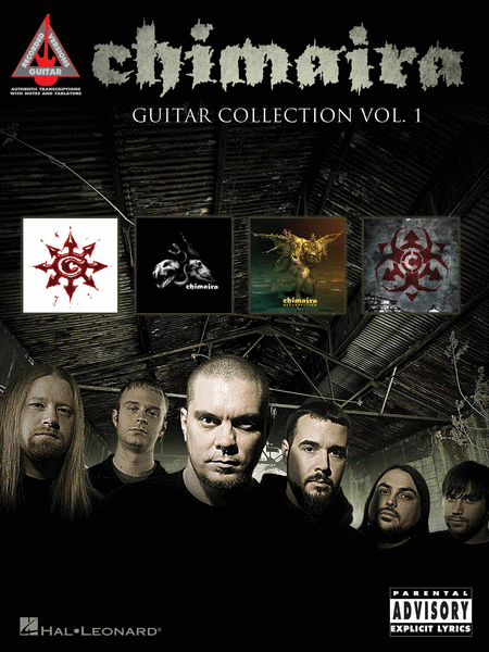 Chimaira Guitar Collection, Vol. 1