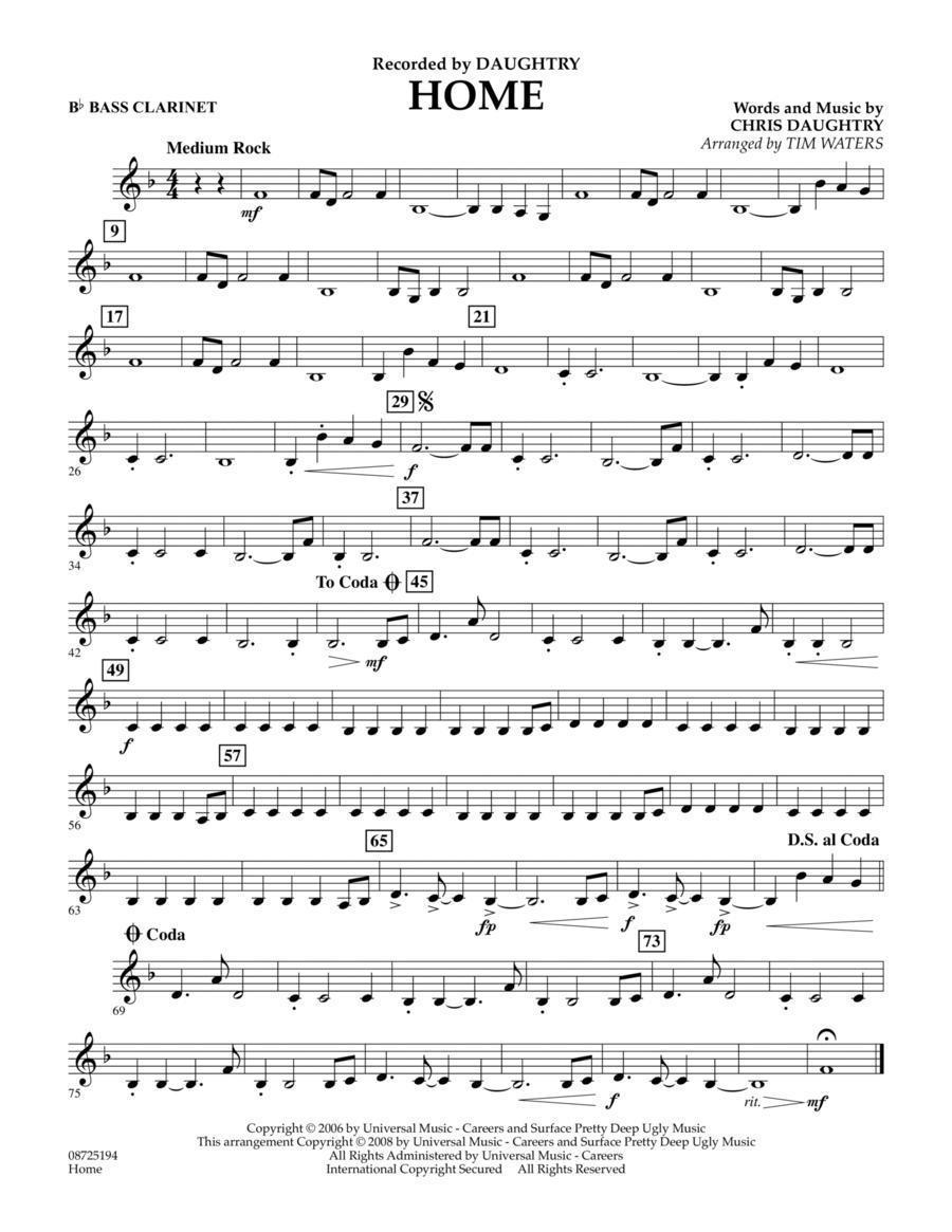 Home - Bb Bass Clarinet