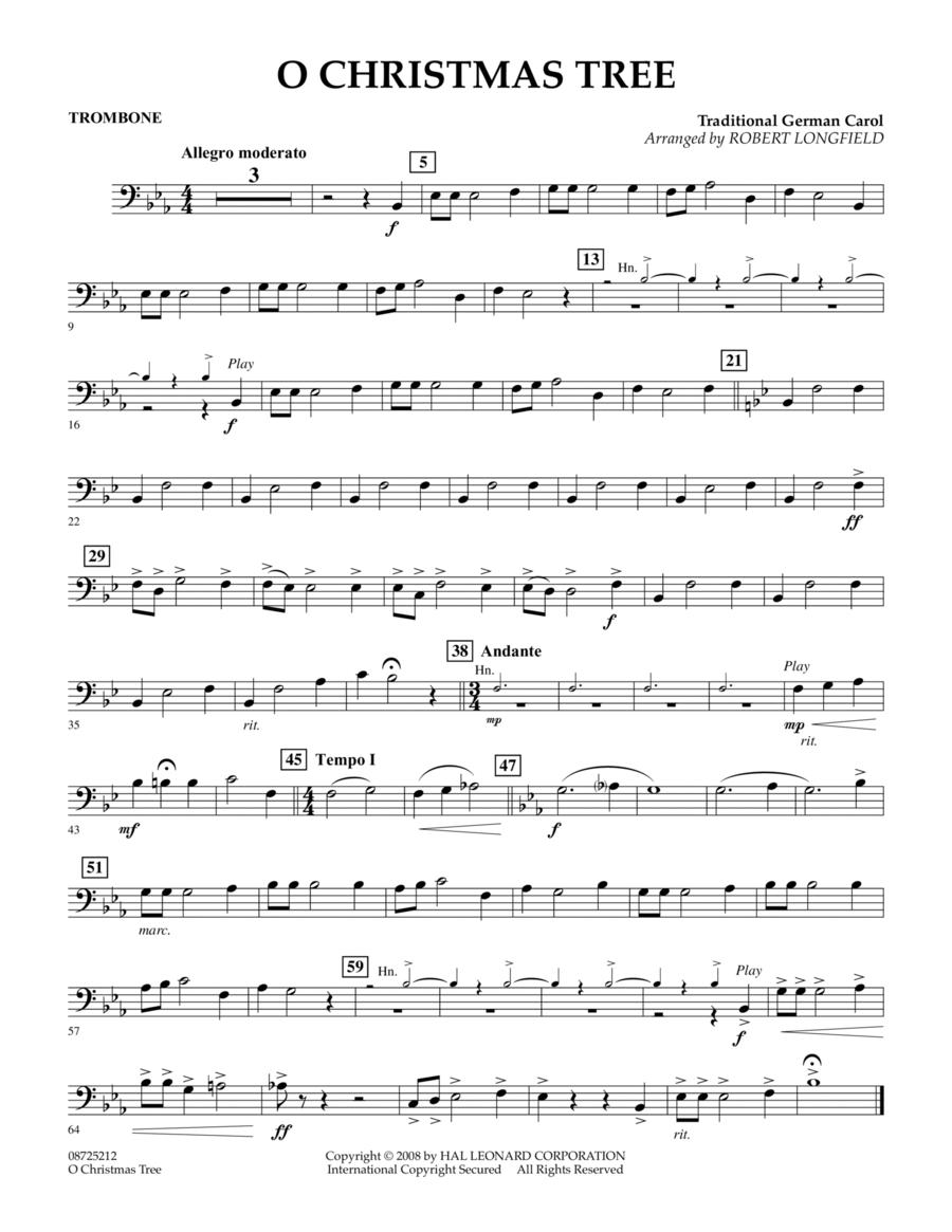 O Christmas Tree - Trombone