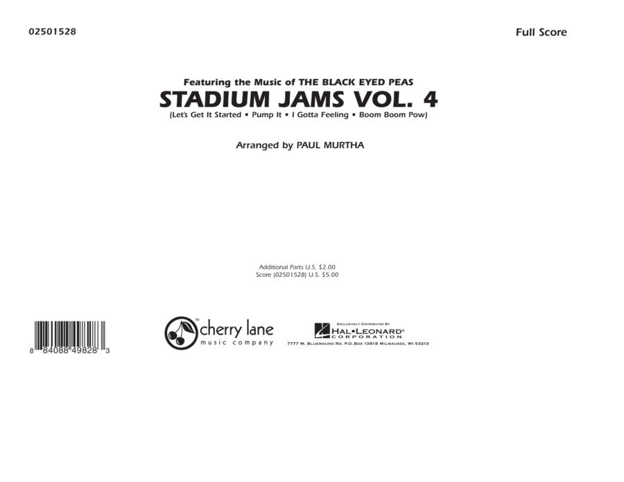 Stadium Jams: Vol. 4 - Full Score