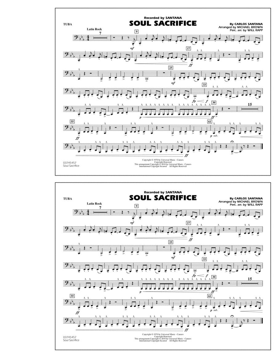 Soul Sacrifice - Tuba