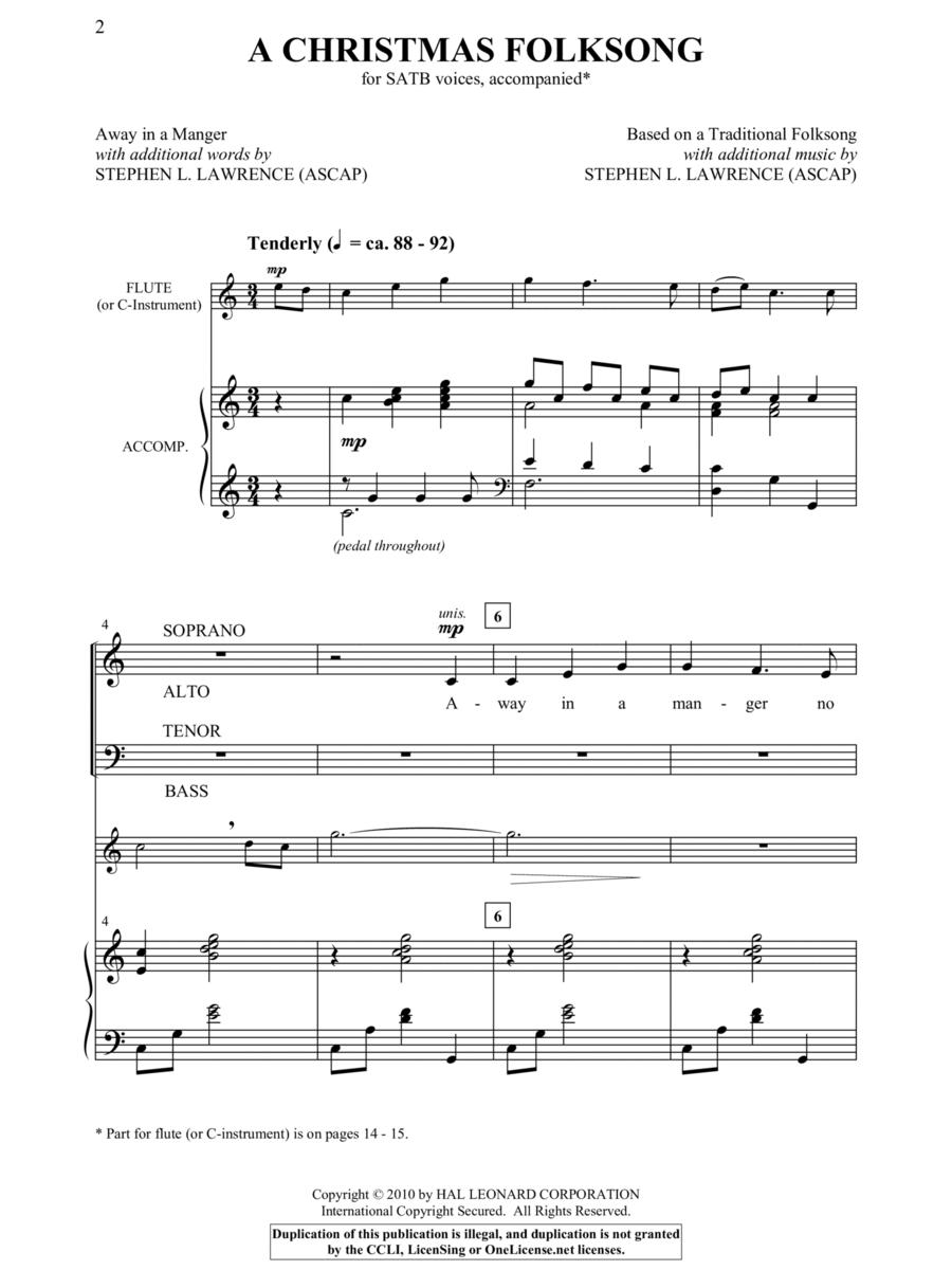 A Christmas Folksong
