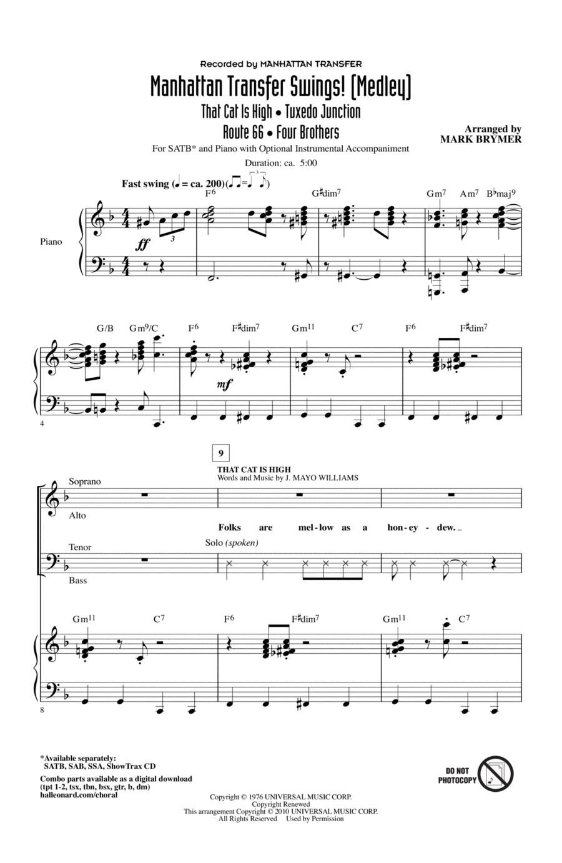 Manhattan Transfer Swings! (Medley)