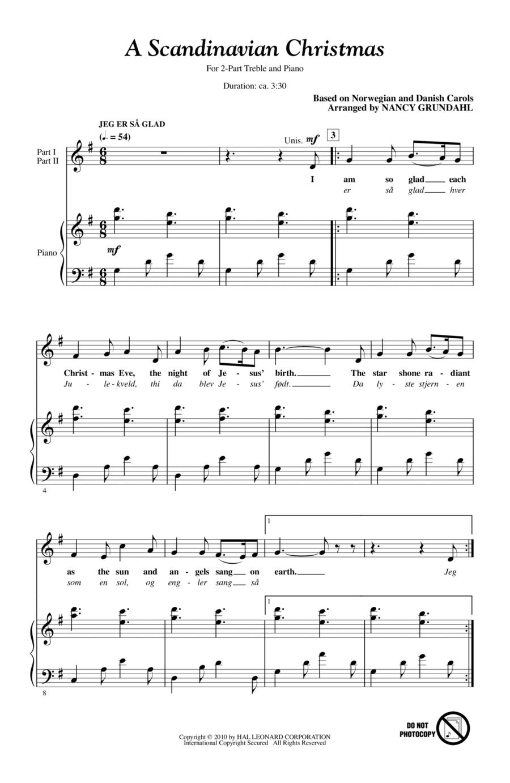 A Scandinavian Christmas (Medley)