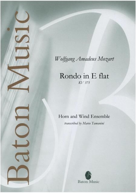 Rondo in E flat, KV 371