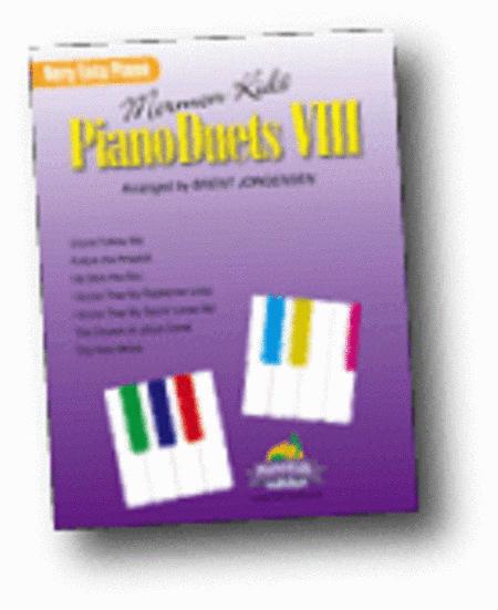 Mormon Kids Piano Duets, Book 8