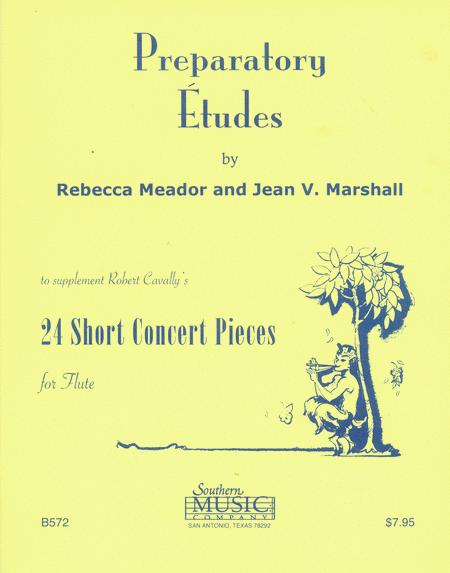 Preparatory Etudes for 24 Short Concert Pieces