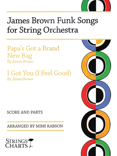 James Brown Funk Songs for String Orchestra